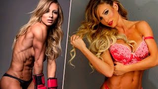 Top bikini model PAIGE HATHAWAY | Fantastic Body, BOOTY Workout, Spine-Thighs-Legs Exercises!