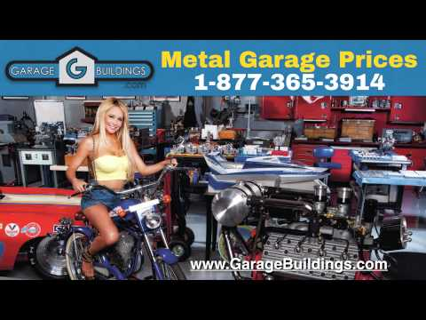Blacksburg Metal Garage Kits