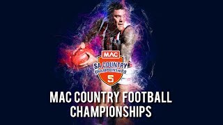2017 MAC Country Championships Day 2 | Live Stream thumbnail