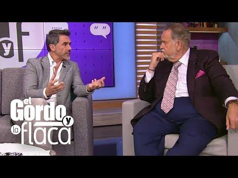 El Gallo Por La Mañana - Sergio Mayer habla de José José,  regalías y su conversaciónes con Sarita.