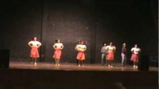 EL REFUGIO, TALA, JALISCO. BALLET LUZ DE LUNA