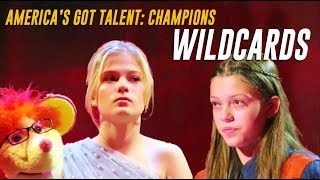 AGT Champions Wildcards REVEALED + Shin Lim's HUGE Return!
