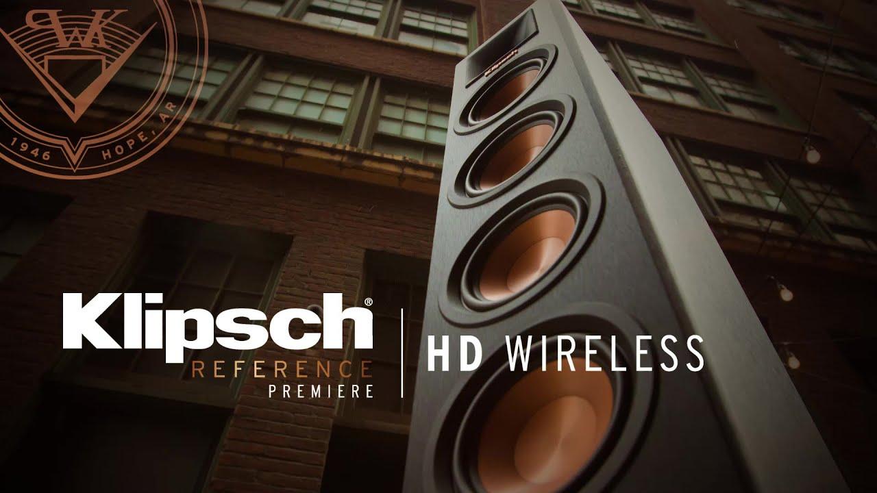 FAQ: Klipsch Reference Premiere HD Wireless   Klipsch