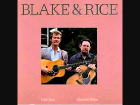 Green light on the southern norman blake tony rice
