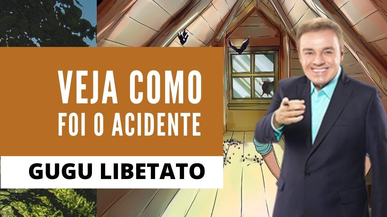 VIDEO MOSTRA COMO FOI O ACIDENTE DE GUGU LIBERATO