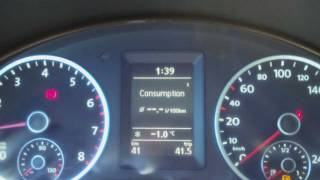 Volkswagen How-To: Functions within your Multi-Function Indicator (MFI)