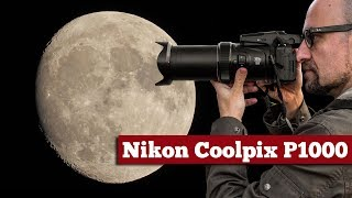 Nikon Coolpix P1000: fotografiando con un 3000 mm (REVIEW EN ESPAÑOL)
