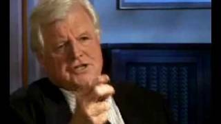 "Excerpts from Senator Edward M. Kennedy interview in a 2008 film titled ""amfAR Stands For"""