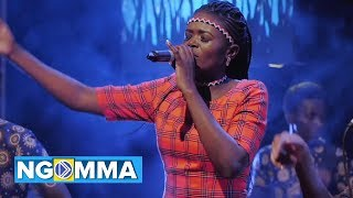 Eunice Njeri - Nani Kama Wewe Live |Official CRM Video|[Dial *811*345# To Set As Your Skiza Tone]