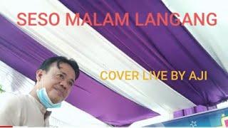 LAGU MINANG SESO MALAM LANGANG-BOY SHANDY-LIVE COVER BY FAJRI BRILIAN