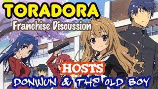 ToraDora - BETTER OF THE TYPICAL HIGH SCHOOL ANIME ROM-COM