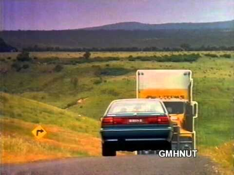 Holden VP Commodore Series II TV Commercial