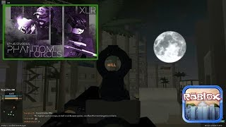 Roblox Phantom Forces My Best Gun Ever
