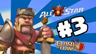 Clash of clans - All Star challenge! (Ep.#3)
