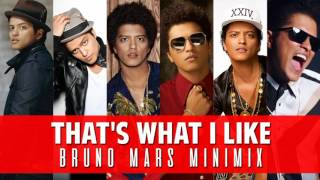 Baixar BRUNO MARS MIX - That's What I Like/ Uptown Funk/ Locked Out of Heaven/ JTWYA / Nothin' On You