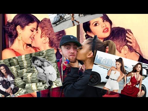 Selena Gomez Vs Ariana Grande - The Rich Life, Net Worth 2018