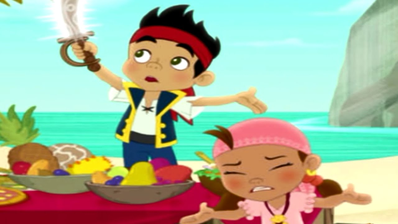 Jake and the Never Land Pirates: Jake's Never Land Rescue ...