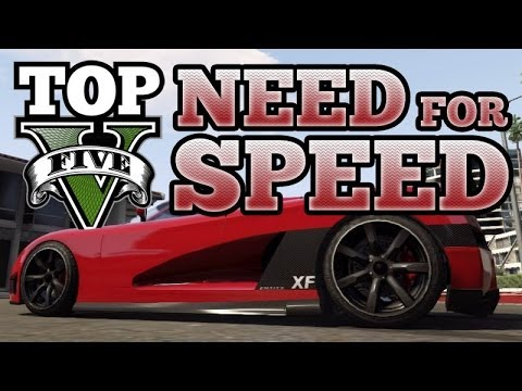 gta v top 5 need for speed cars youtube. Black Bedroom Furniture Sets. Home Design Ideas