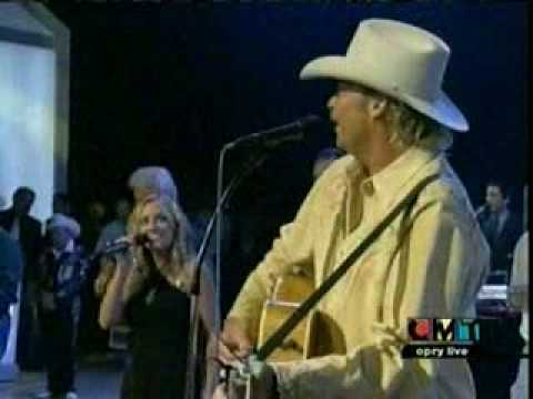 Alan Jackson &  Lee Ann Womack -