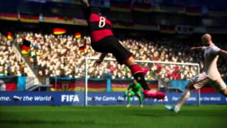 EA Sports 2014 FIFA World Cup [PS3/X360] Gameplay Trailer