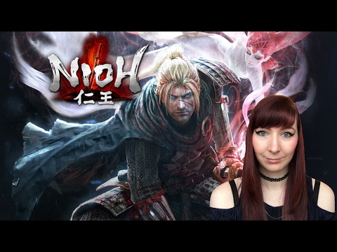 DEATH TO BANDITS SUB MISSION COMPLETE  - Nioh PS4 PRO Let's Play Walkthrough Gameplay Part 4