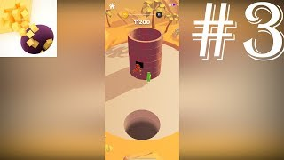 Blocksbuster! Game Play Walkthrough Part 3 - Levels 91-135 (iOS, Android)