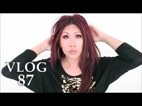 VLOG 87 :: Best NEW Skincare, Necklace Dupe, HRH, IG Hack
