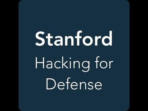 Hacking For Defense