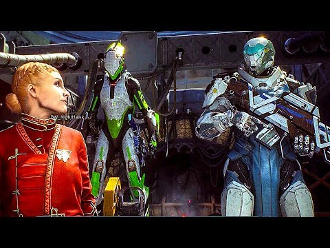 ANTHEM - NEW Gameplay Walkthrough Demo (2019) PS4/Xbox One/PC