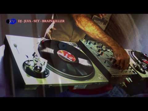 DNB 2017 DRUM & BASS   DJ JLVA   Set Brain Killer