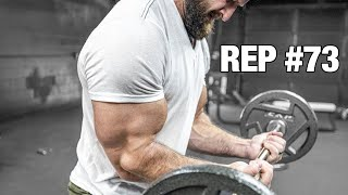 WHAT HAPPENS WHEN YΟU DO 100 REPS?..You Build Muscle