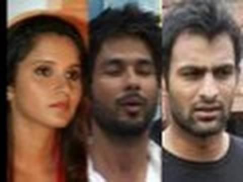 Real Story Behind Sania Mirza & Shahid Kapoor Breakup!