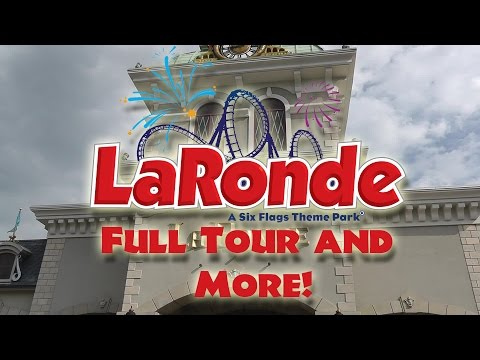 La Ronde Full Tour and Review (HD)