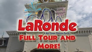 La Ronde Full Tour and Reviews 2015 (HD)