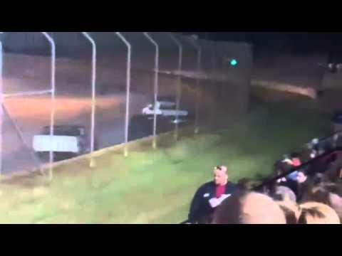 14 Mar 14 - Heat Race - Ark-La-Tex Speedway