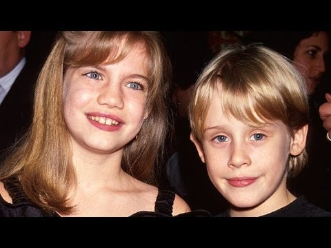 Anna Chlumsky Revisits Her Very First Kiss With Macaulay Culkin