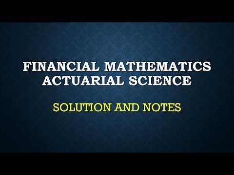 financial-mathematics-ct1-actuarial-science-solution-and-notes