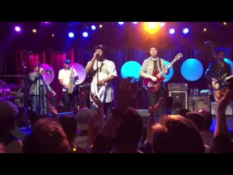 Soulive w Nigel Hall 6/17/17 Brooklyn Bowl Don't Change For Me