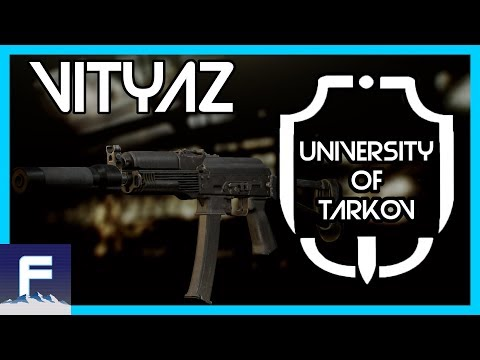 Vityaz Guide - University of Tarkov Episode 1