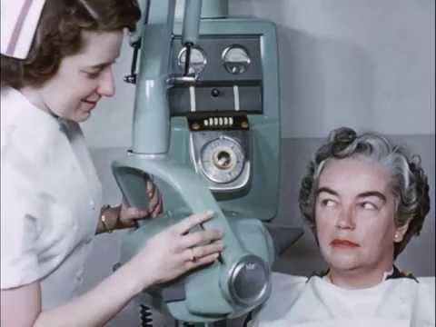 Dental x-ray equipment (194?)