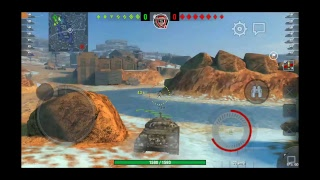 My World of Tanks Blitz Stream