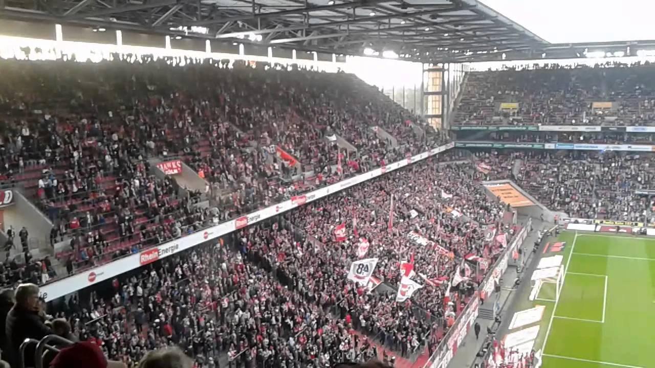 Heimspiel Köln