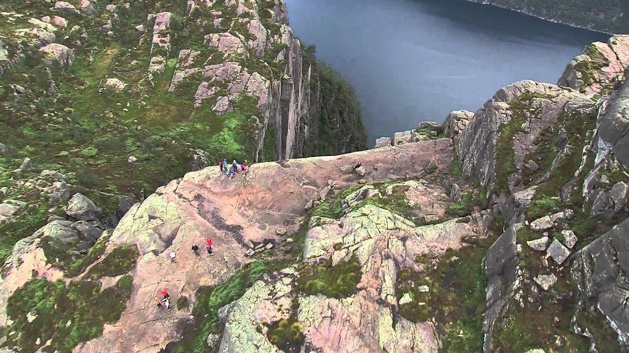Thumbnail: Preikestolen hiking