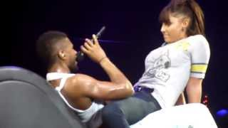 Repeat youtube video Usher - Lap Dance live Performance
