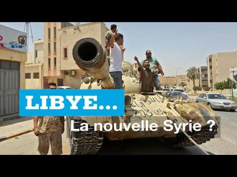 LE DÉBAT : Libye... la nouvelle Syrie ?