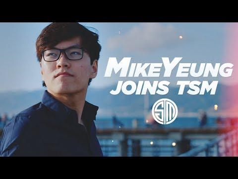 MikeYeung Joins TSM