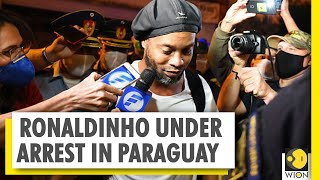 Footballer Ronaldinho under arrest in Paraguay | To be released soon | World News