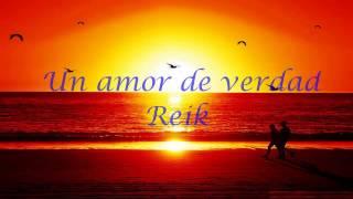 reik un amor de verdad