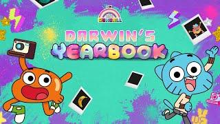 Darwin ile Okul Yıllığı Oluşturmak | Cartoon Network Darwin'in Okul Yıllığı