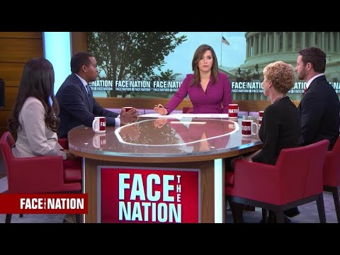 Full interview: Reps.-elect Neguse, Haaland, Crenshaw, Houlahan